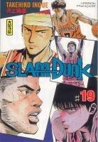 couverture, jaquette Slam Dunk 19  (kana)