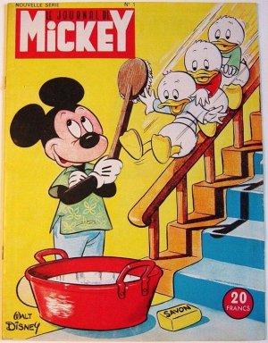 Le journal de Mickey 1