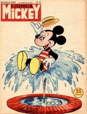 Le journal de Mickey 13