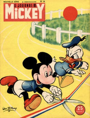 Le journal de Mickey 14