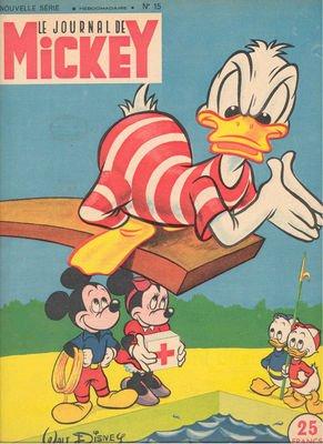 Le journal de Mickey 15