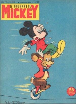 Le journal de Mickey 20
