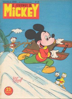 Le journal de Mickey 25