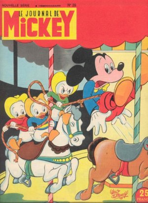 Le journal de Mickey 29