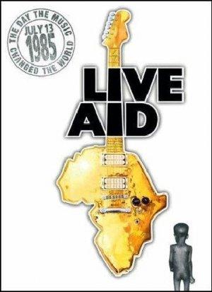 Live Aid édition Simple