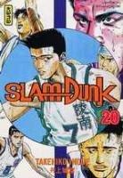 couverture, jaquette Slam Dunk 20  (kana)