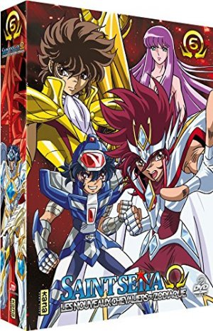 Saint Seiya Omega - Saison 2 édition Simple