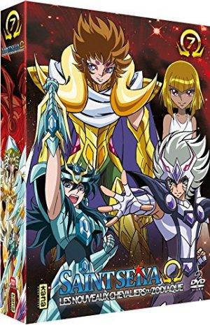 couverture, jaquette Saint Seiya Omega - Saison 2 2  (Kana home video)