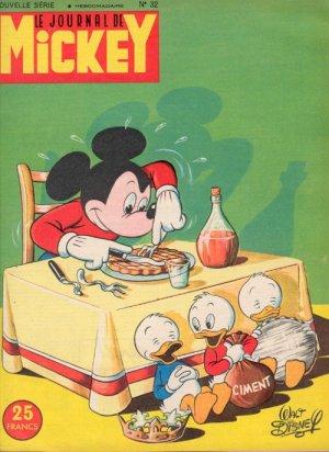 Le journal de Mickey 32