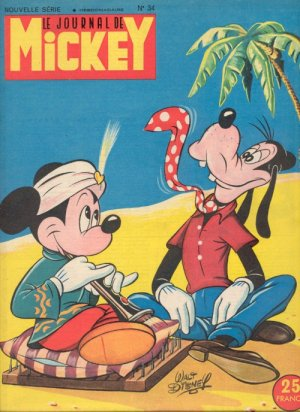 Le journal de Mickey 34