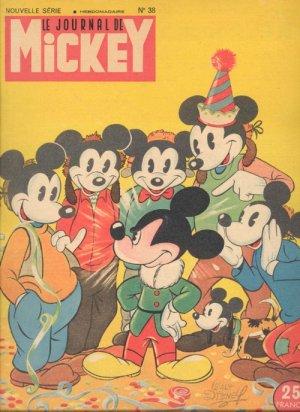 Le journal de Mickey 38