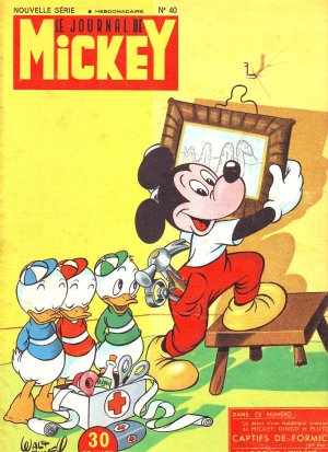 Le journal de Mickey 40