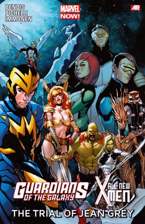 Guardians of the Galaxy / All-New X-Men