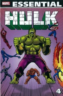 The Incredible Hulk # 4 TPB Softcover - Essential (2003 - 2013)