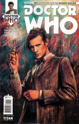 Doctor Who - The Eleventh Doctor édition Issues