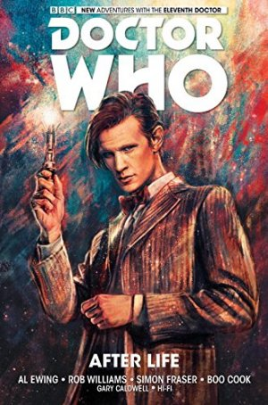 Doctor Who - The Eleventh Doctor édition TPB hardcover (cartonnée)
