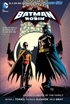 Batman & Robin # 3 TPB softcover (souple) - Issues V2