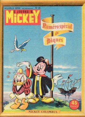 Le journal de Mickey 45