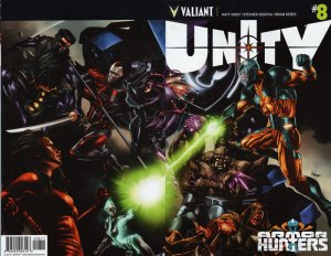 Unity # 8 Issues V2 (2014 - 2015)