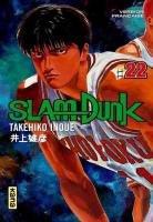 couverture, jaquette Slam Dunk 22  (kana) Manga