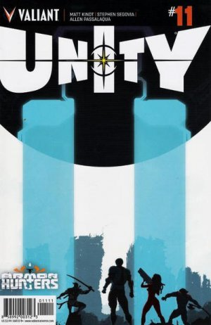 Unity # 11 Issues V2 (2014 - 2015)