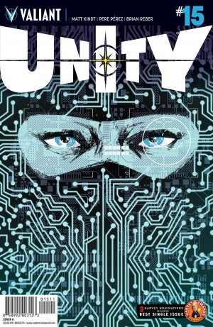 Unity # 15 Issues V2 (2014 - 2015)