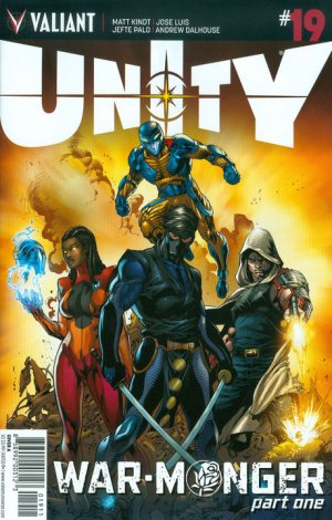 Unity # 19 Issues V2 (2014 - 2015)