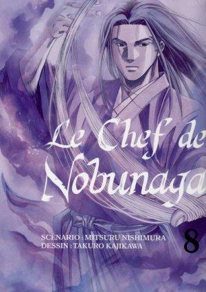 Le Chef de Nobunaga #8