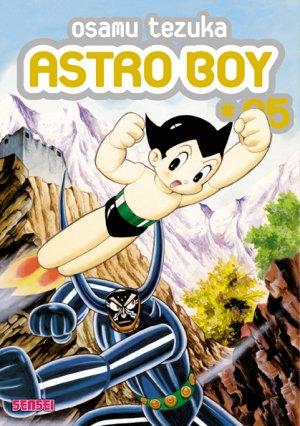 couverture, jaquette Astro Boy 5 Anthologie (kana)