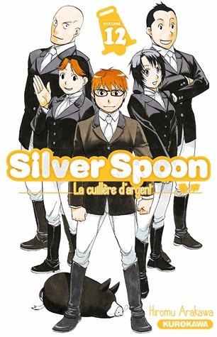Silver Spoon - La Cuillère d'Argent T.12