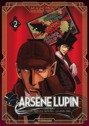 Arsène Lupin T.2