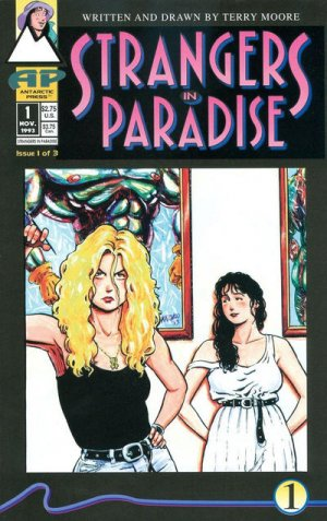 Strangers in Paradise édition Issues V1 (1993 / 1994)