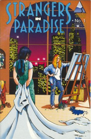 Strangers in Paradise édition Issues V2 (1994 - 1996)