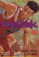 couverture, jaquette Slam Dunk 23  (kana)