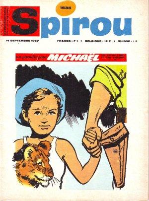 Le journal de Spirou # 1535