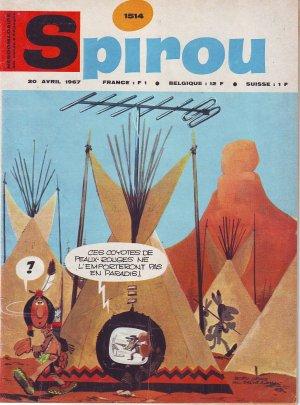 Le journal de Spirou # 1514
