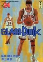 couverture, jaquette Slam Dunk 24  (kana)