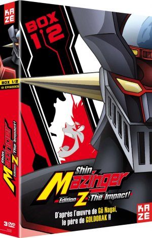 Shin Mazinger Edition Z : The Impact ! édition Simple
