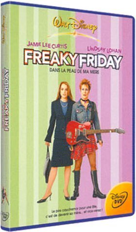 Freaky Friday dans la peau de ma mère édition Simple