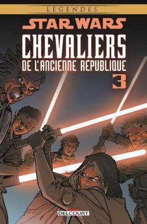 Star Wars - Chevaliers de l'Ancienne République T.3