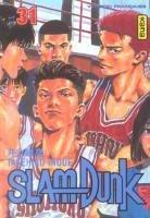 couverture, jaquette Slam Dunk 31  (kana) Manga