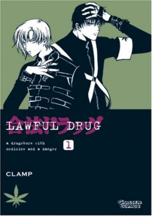 Lawful Drug édition Simple