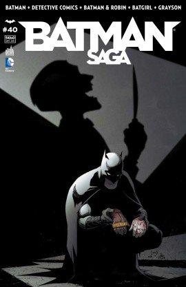 Batman Saga T.40