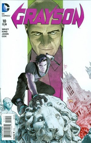 Grayson # 10 Issues V1 (2014 - 2016)