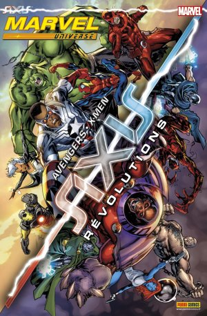Axis - Revolutions # 12 Kiosque V3 (2013 - 2015)