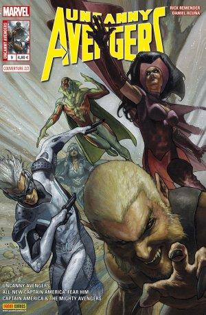 All-New Captain America - Fear him # 9 Kiosque V2 (2014 - 2015)