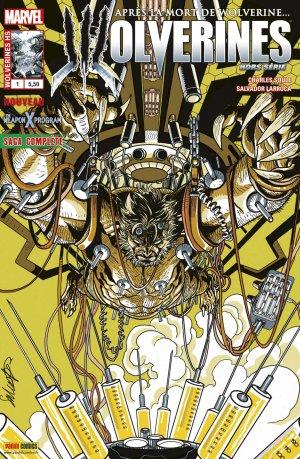 Wolverines Hors-Série édition Kiosque (2015)