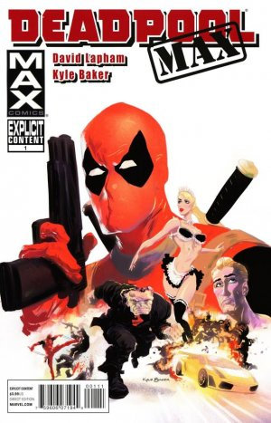 Deadpool Max édition Issues V1 (2010 - 2011)