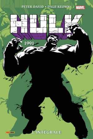 The Incredible Hulk # 1991 TPB Hardcover - L'Intégrale
