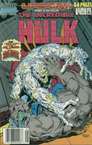 The Incredible Hulk # 16 Issues V1 - Annuals (1976 - 1997)